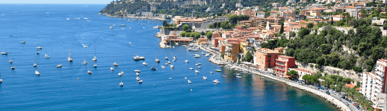 South of France yacht charter