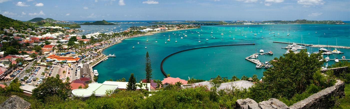 St Maarten Yacht holidays