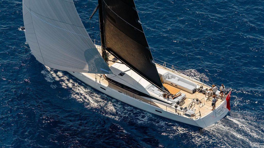 Sailing Yacht Xaria Yacht Charter