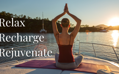 Relax, Recharge, Rejuvenate on a Luxury Yacht Charter