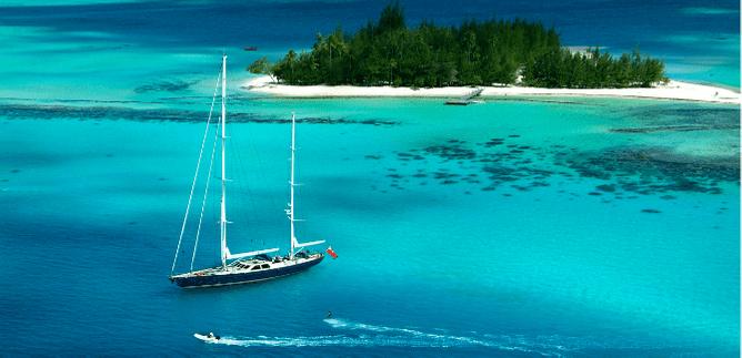 Maldives Yacht Charter Destination