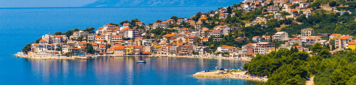 Sublime Yacht Charter Destination   Croatia
